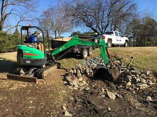 stormwater construction and repair, stormwater maintenance, stromwater control device maintenance, new stormwater device installation, stormwater device raleigh, stormwater device charlotte