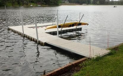 Raif Connect-A-Dock with kayak launch3